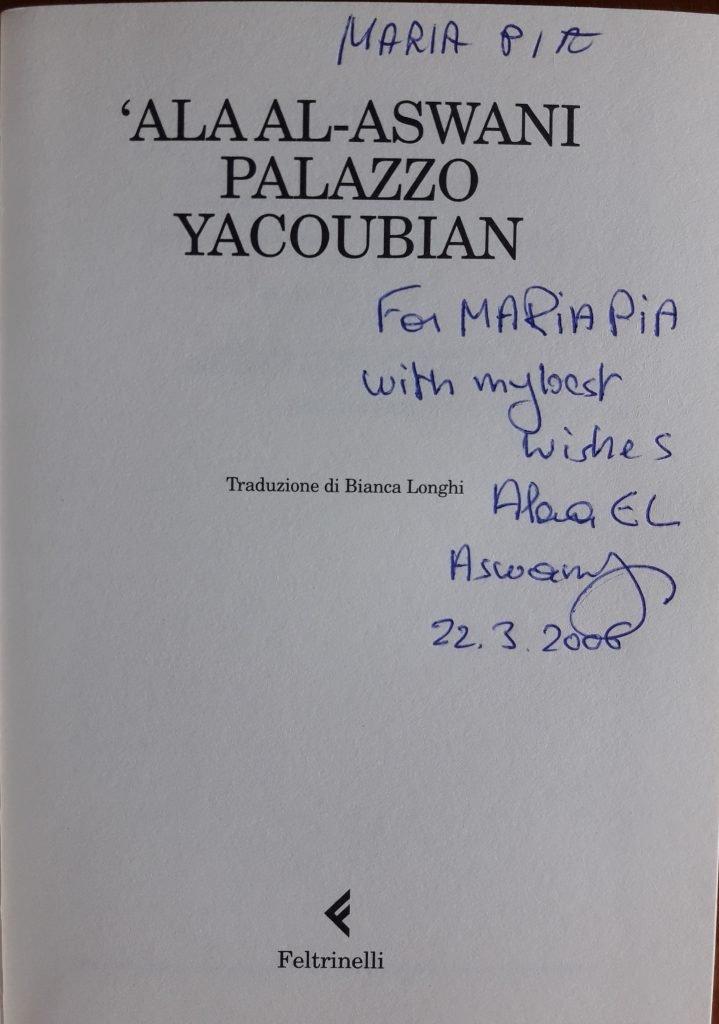 ALA AL-ASWANI_PALAZZO YACOUBIAN (2)