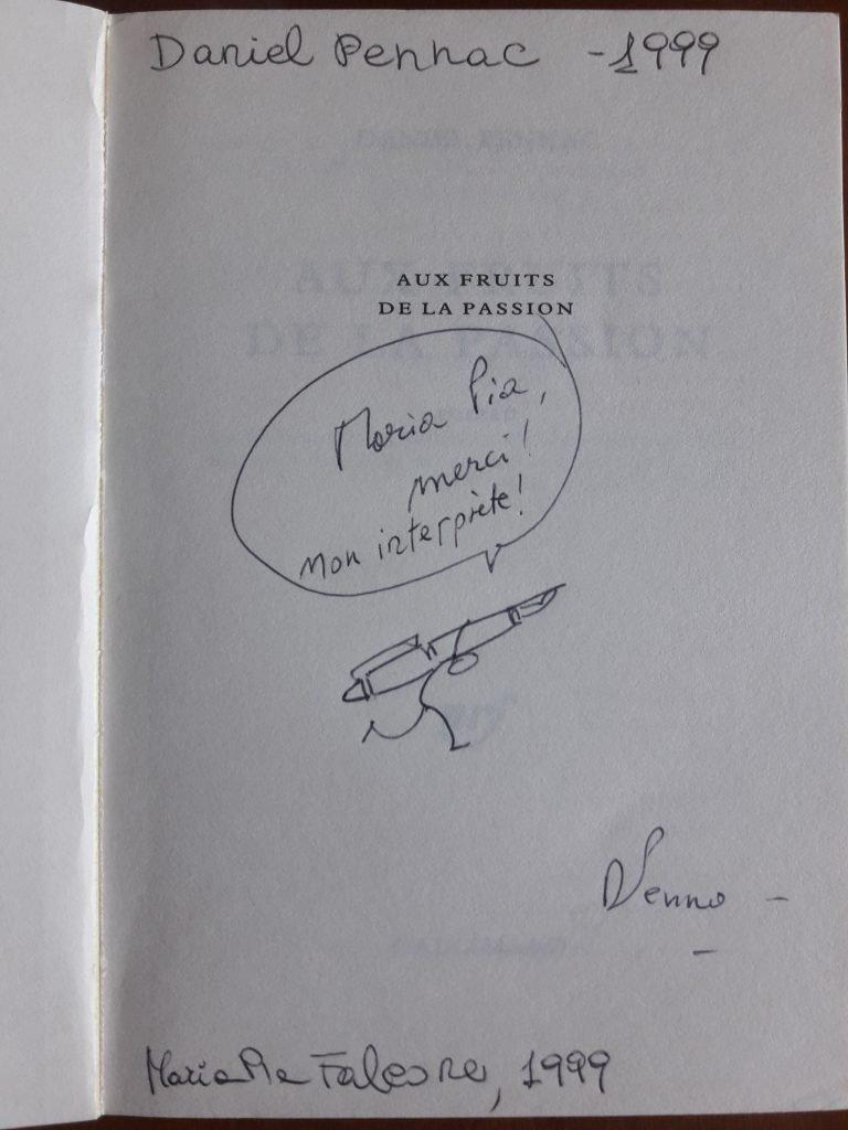 DANIEL PENNAC (1)