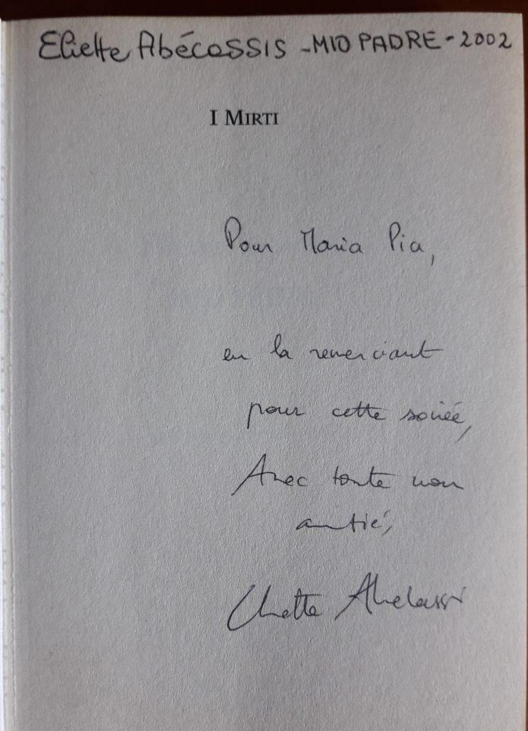 ELIETTE ABECASSIS MON PERE (1)