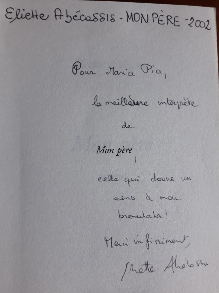 ELIETTE ABECASSIS MON PERE (4)
