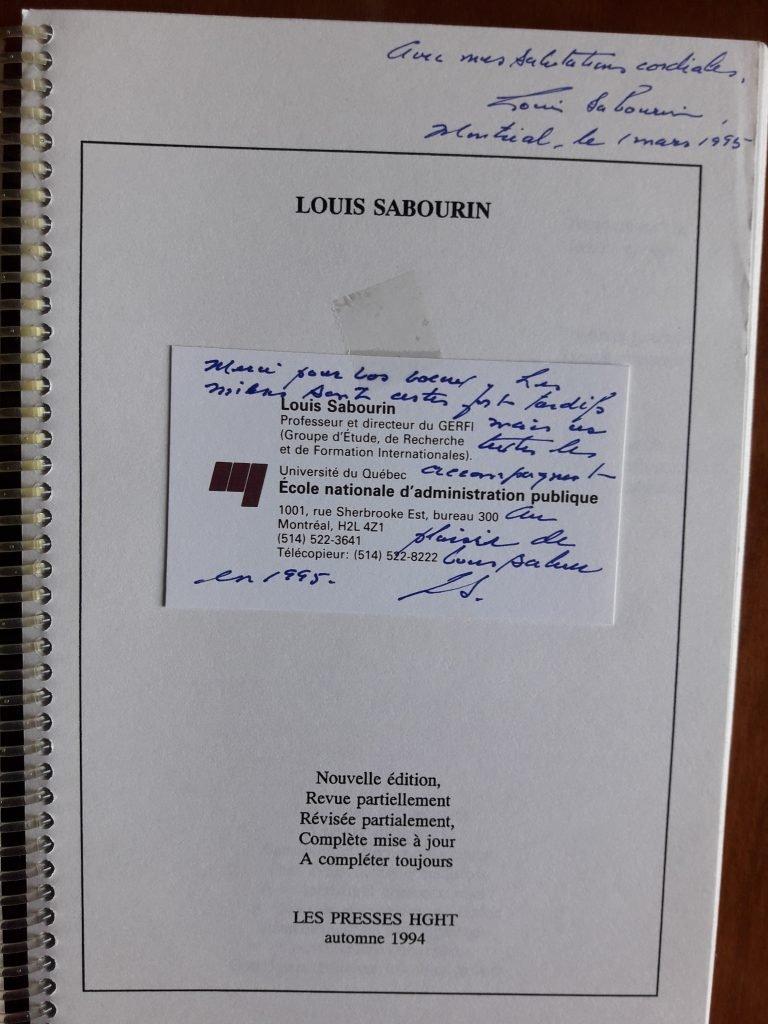 LOUIS SABOURIN (3)
