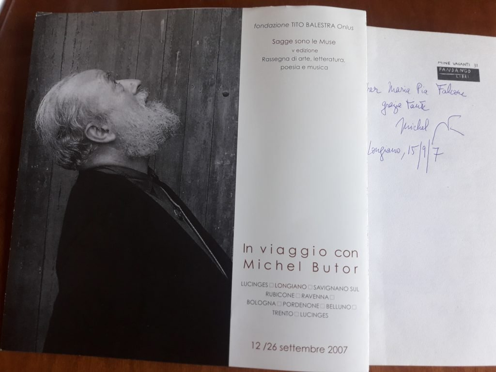 MICHEL BUTOR (2)