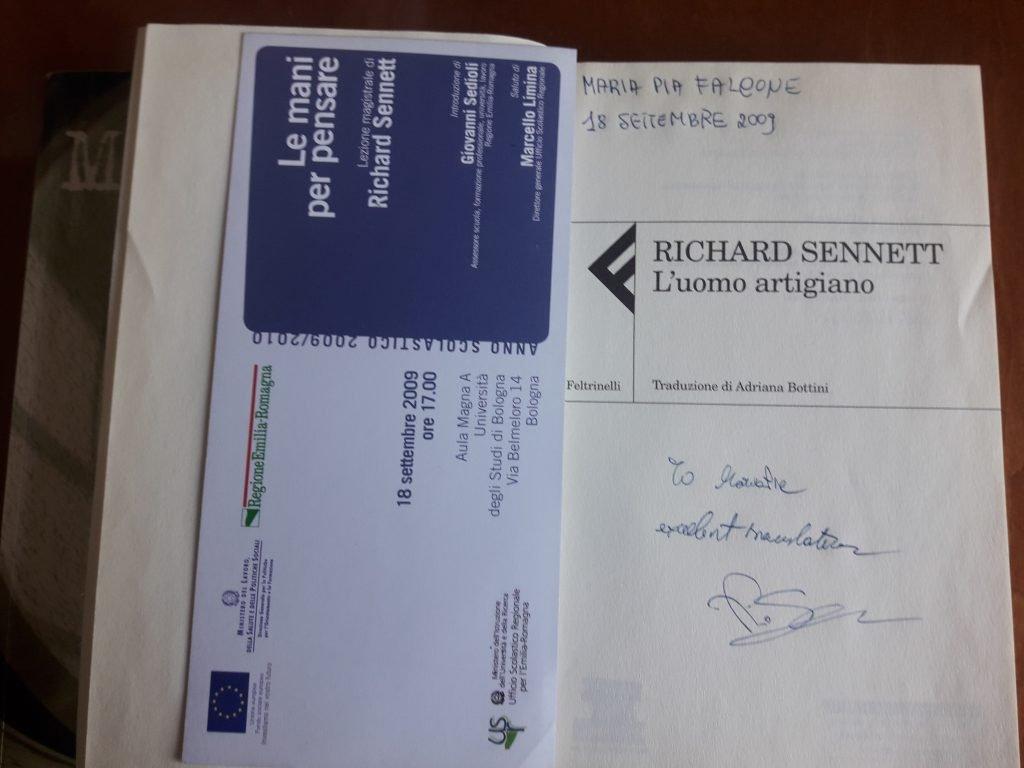 RICHARD SENNET (2)
